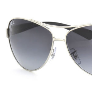 Ray-Ban Accessories - NEW Ray Ban Sun Glasses Grey Gradient Lens